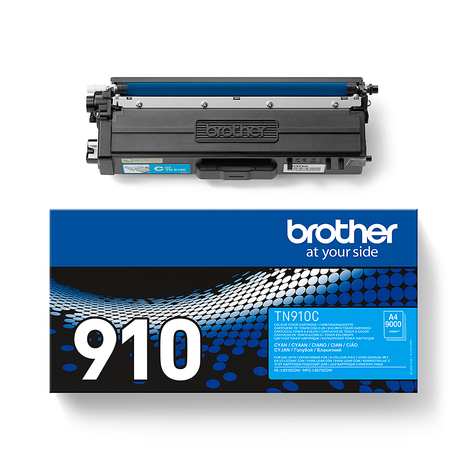Brother TN-910C 2