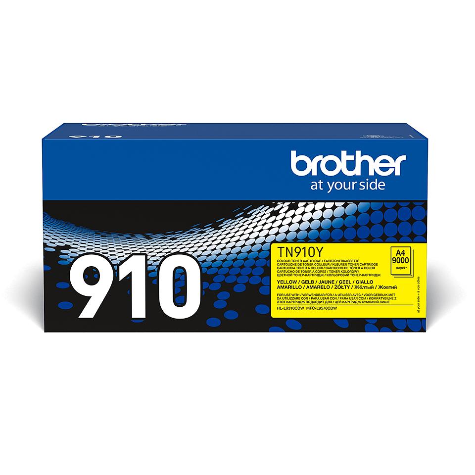 Brother TN-910Y