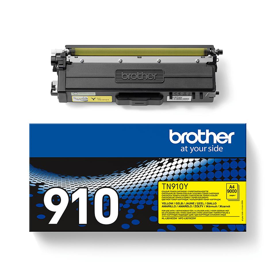 Brother TN-910Y 2