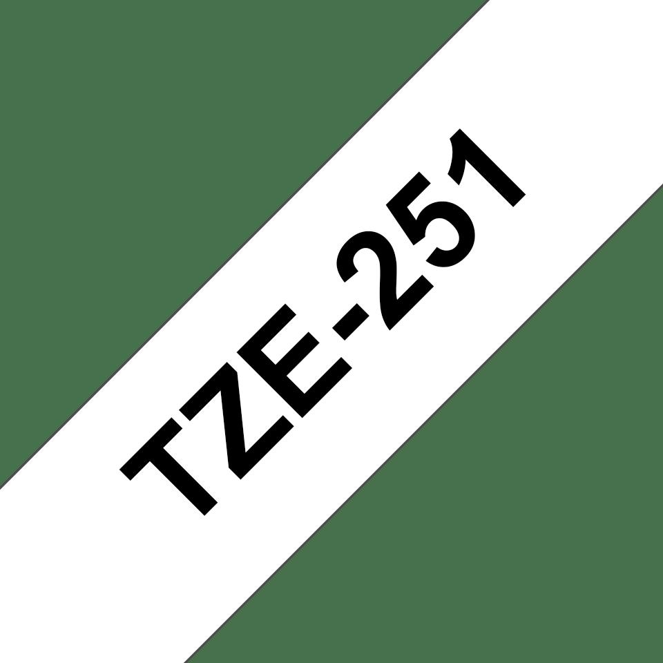 Brother TZe-251 3
