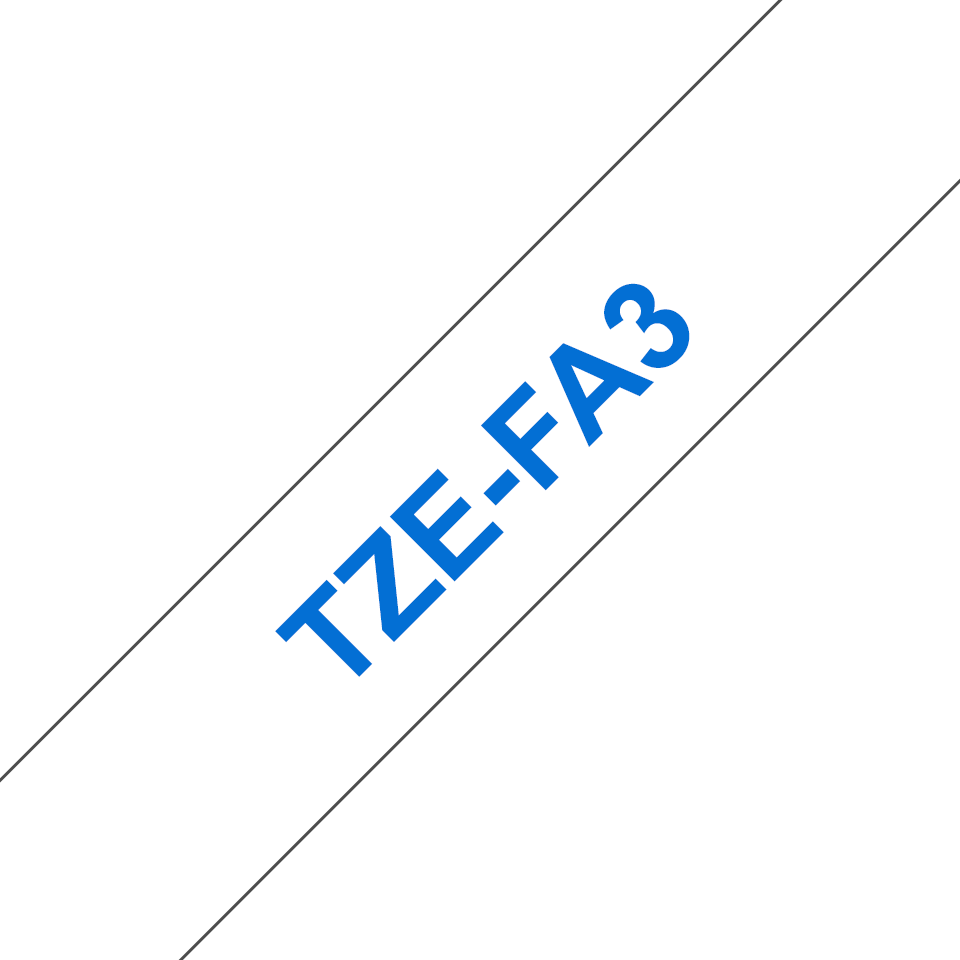Brother TZe-FA3