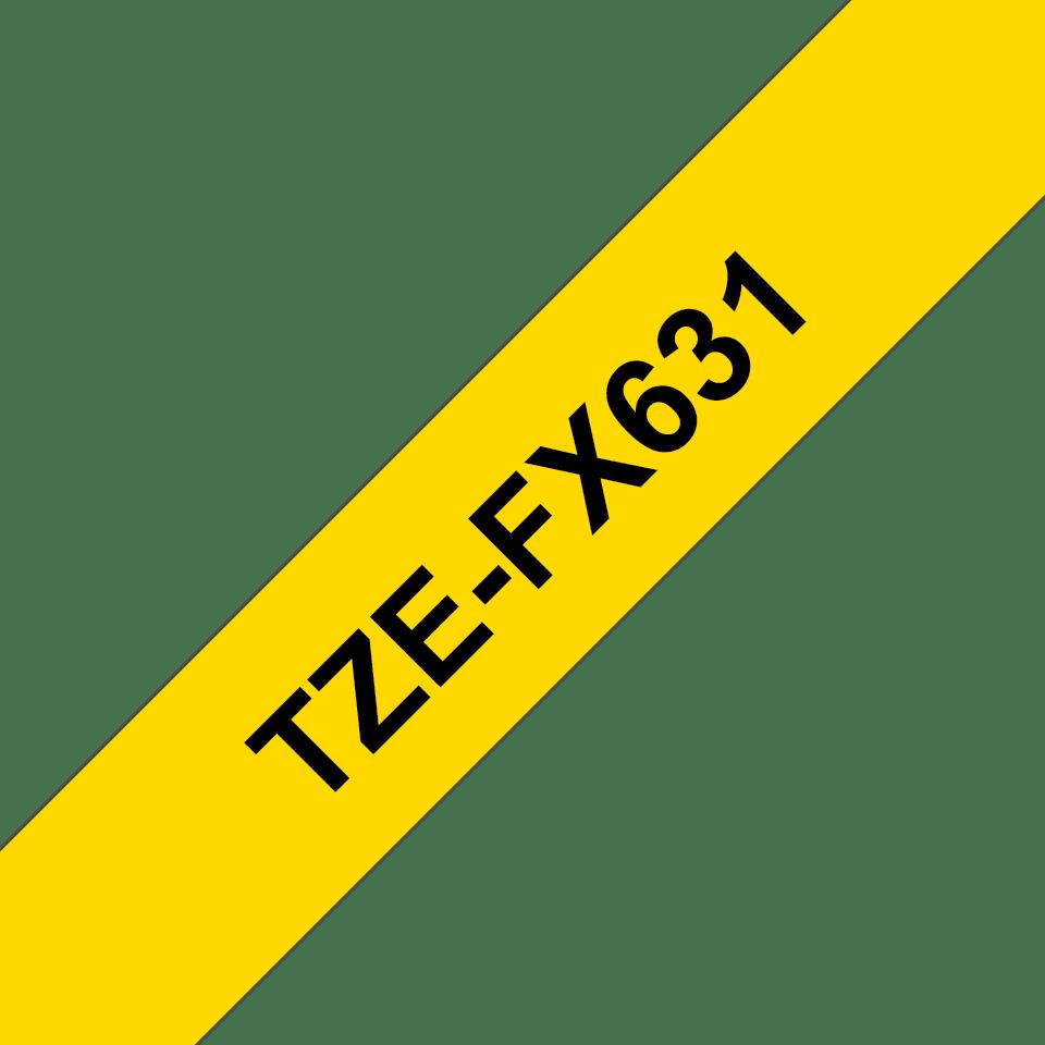 Brother TZe-FX631