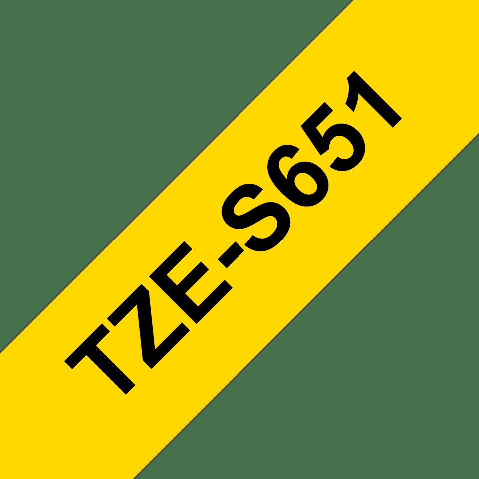 Brother TZE-S651